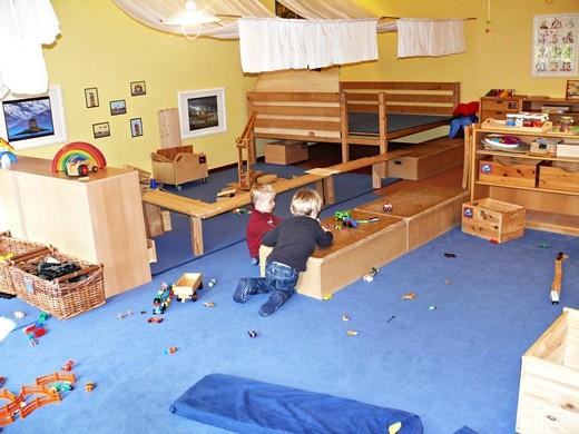 Das Löwenzimmer - Bauteppich