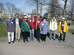Ankunft im Rosenstein-Park Foto:NABU/Reimers