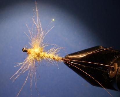 Mayfly Split Wing Dun