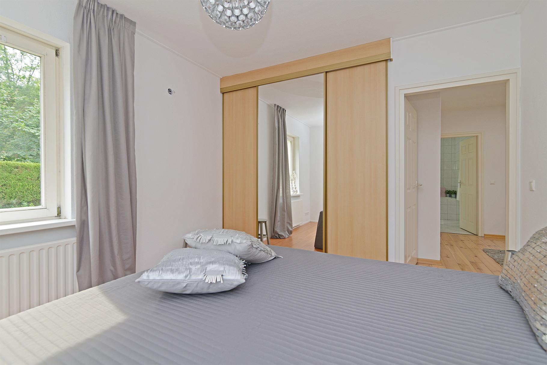 Slaapkamer NA meubelverhuuur