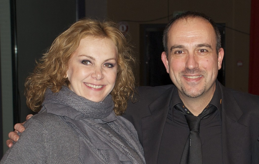 Karine Lyachenko et Patrice Blanchard
