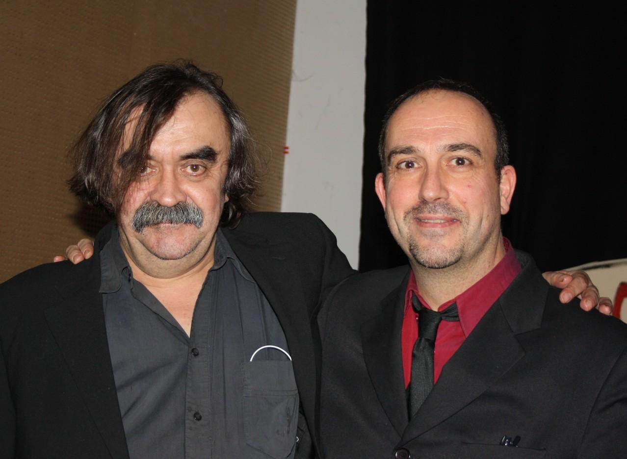 Albert Meslay, Patrice Blanchard