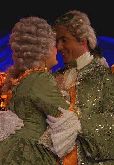 Grégory JUPPIN et Aurélie BAUDET