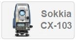 sokkia cx-103