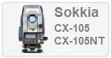 sokkia cx-105