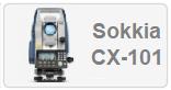 sokkia cx-101