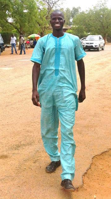 LAmine Touré guide excursions Saly Sénégal