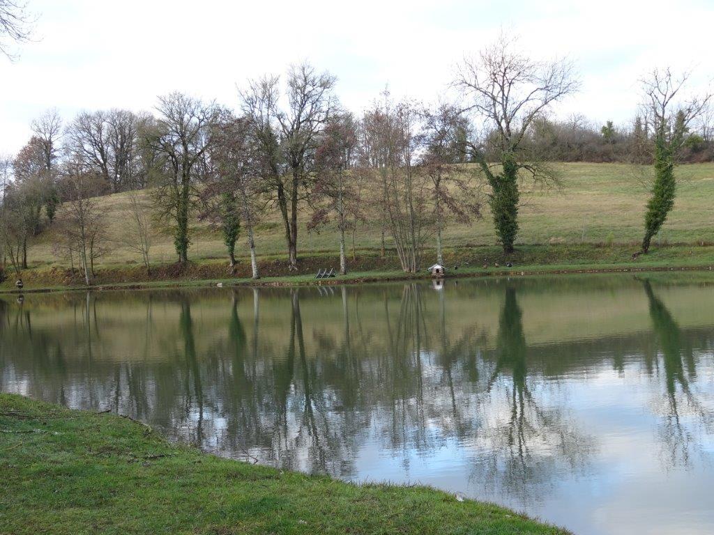 le lac Boutane-Péberou ( rando de Goudou)