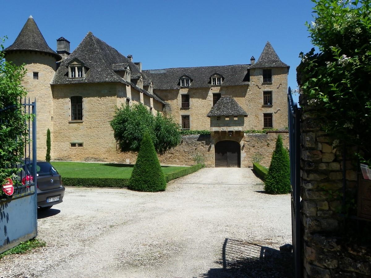 Le château de Presque
