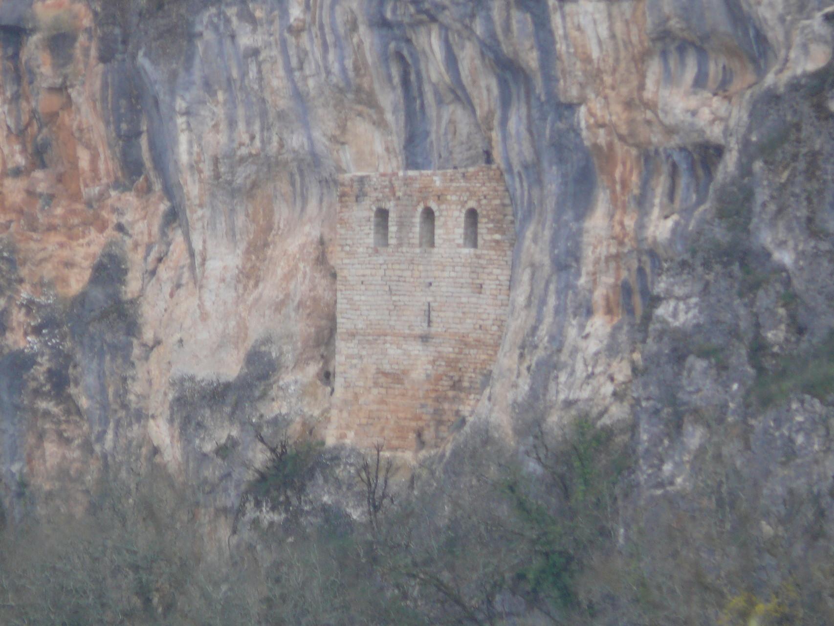 le château des Anglais  Brengues