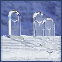 Engelstor Diamant erstellt ein Lichttor