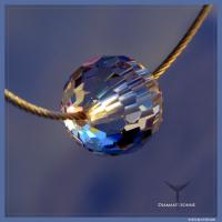 Diamant Sonne für die Ausstrahlungskraft