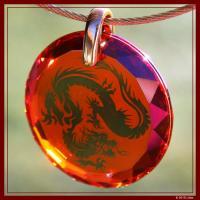 Drachenmedaillon für Kundalini Aktivierung