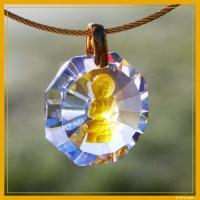 Buddha Medaillon für Meditationen