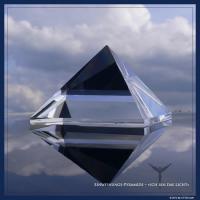 Pyramide harmonisiert Räume