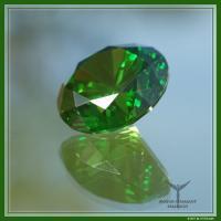 Diamant Smaragd verbindet dich zu den Göttinen