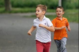 Natuurlijke bewegingsdrang kinderen en bewegend leren