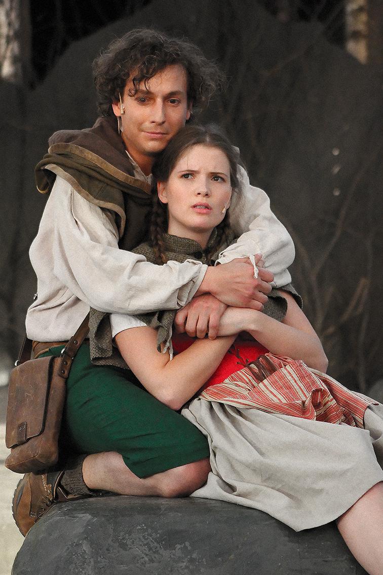 Hänsel & Gretel - Marius Schneider, Katarina Schmidt