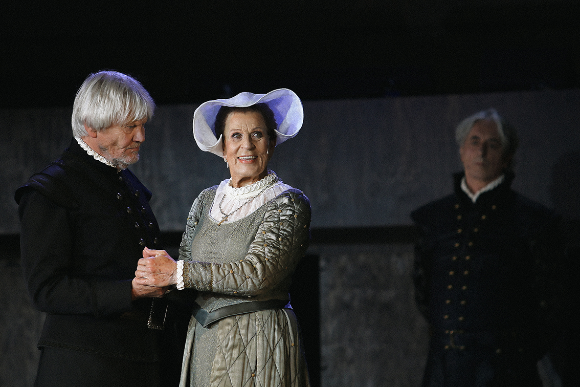 Maria Stuart - Helmut Potthoff, Gisela Kraft, Werner Tritschler