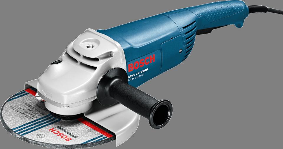 Bosch GWS 22 - 230 JH