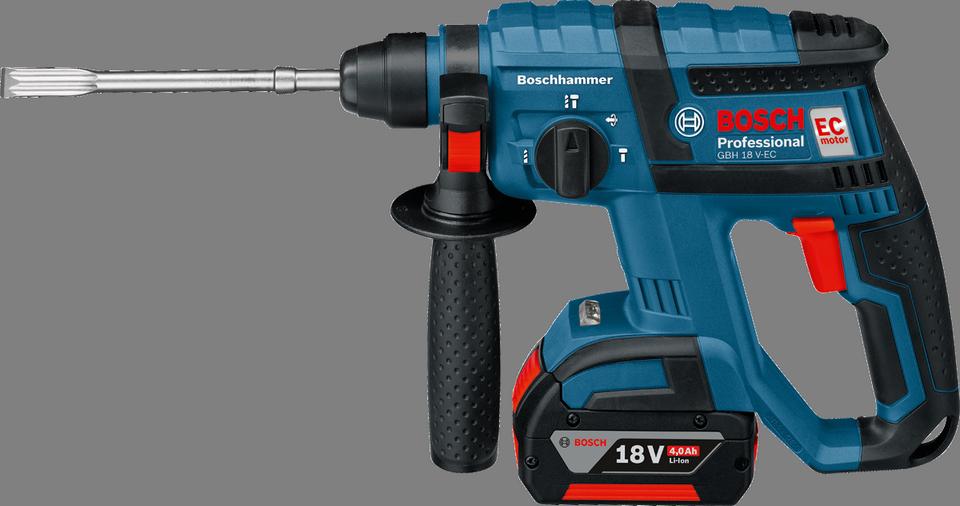 Bosch GBH 18 V - EC