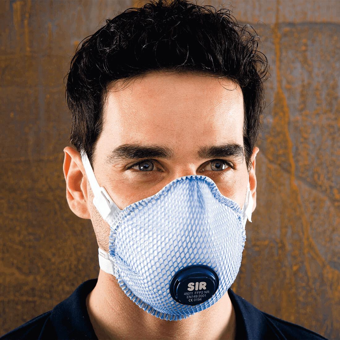 Respiratore monouso alta efficacia