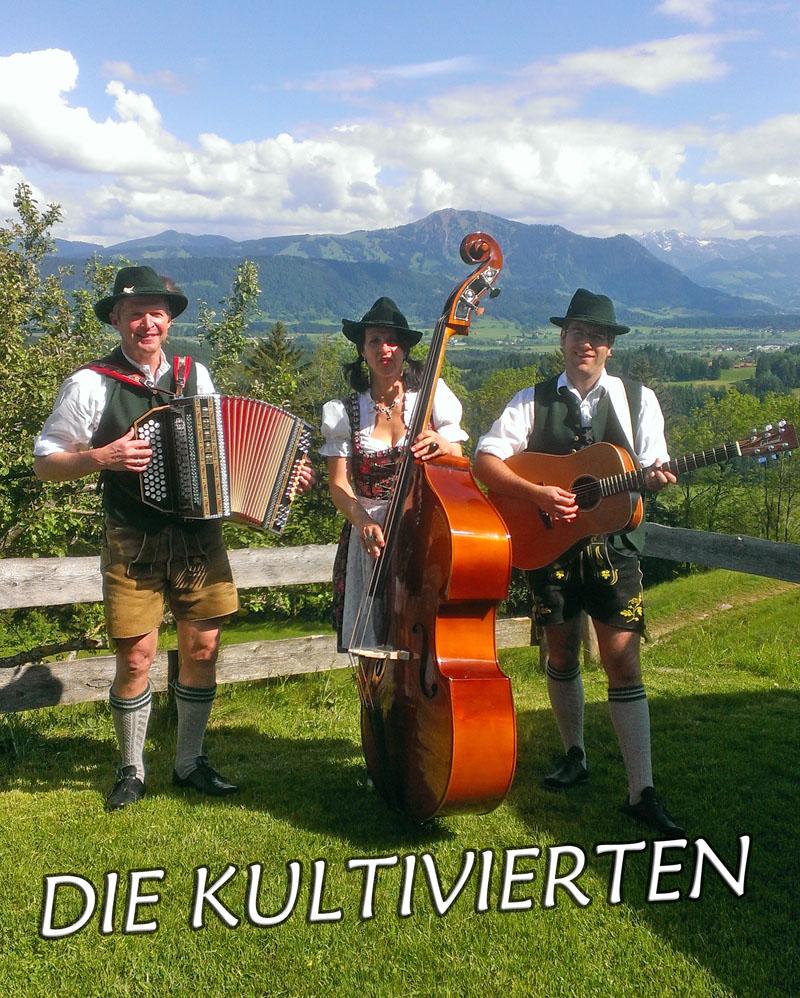 Die Kultivierten - Volksmusik aus dem Oberallgäu
