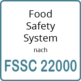 Food Safety System nach FSSC 22000