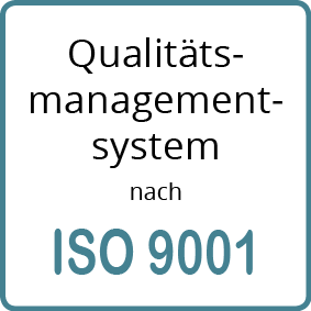 Qualitätsmanagementsystem nach ISO 9001