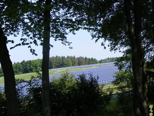 Solarenergie-Erzeugung - auch im Odenwald möglich
