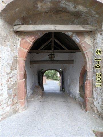 Tor zur Veste Otzberg