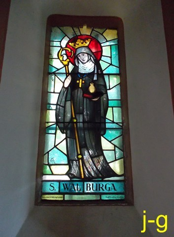 Walburga-Kapelle: St. Walburga