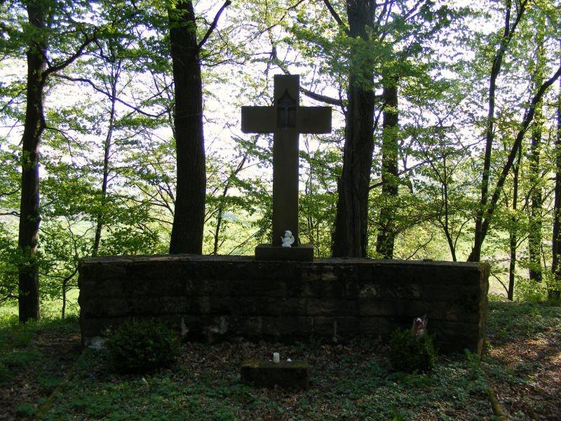 """der """"Donnersberg"""" bei Mörlenbach"""