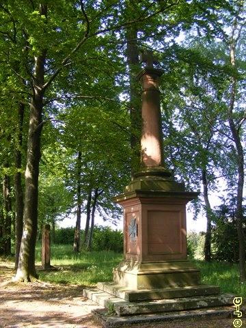 Denkmal - Deutsch-Französischer Krieg