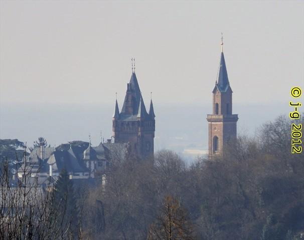 Schloss und Stadtkirche