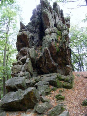 Kletterfelsen Hohenstein