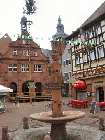 Buchener Marktplatz