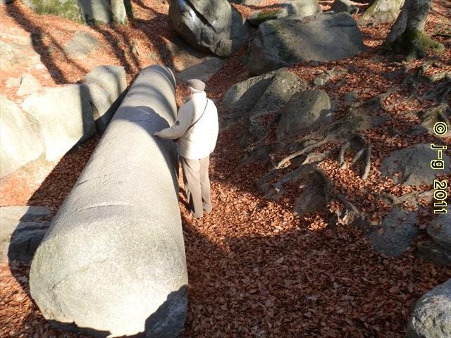 im Felsenmeer,  Riesensäule