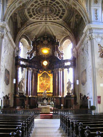 Basilika zum Heiligen Blut