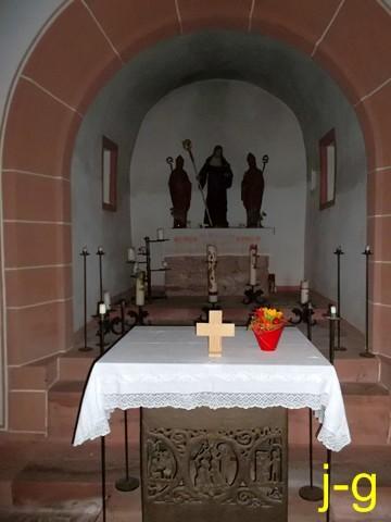 Walburga-Kapelle
