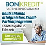 bon kredit  affiliate provision partnerprogramm