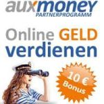 auxmoney  affiliate provision partnerprogramm