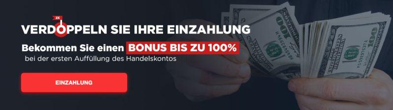 Finmax Bonus