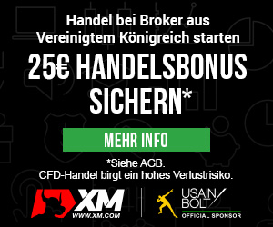 XM Bonus Einzahlung