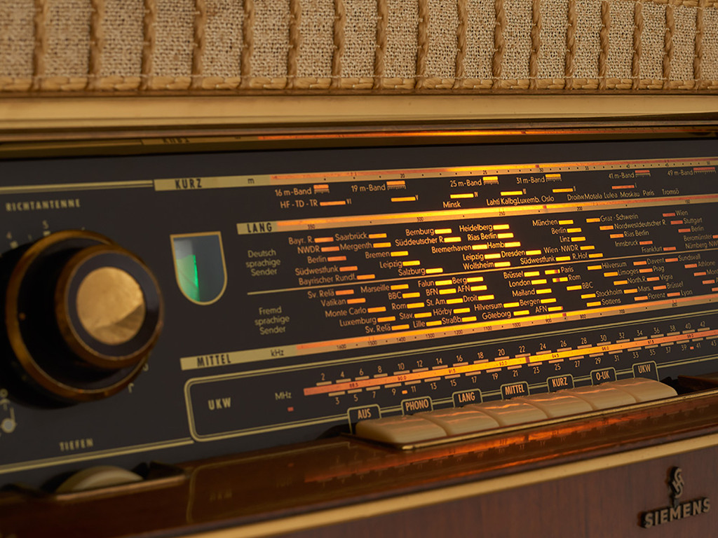 ausstellungen das bremer rundfunkmuseum mit den ausstellungen radio phono und. Black Bedroom Furniture Sets. Home Design Ideas
