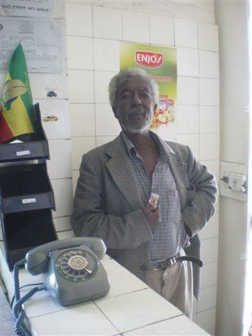 Sympathique éthiopien et fier de l'être !