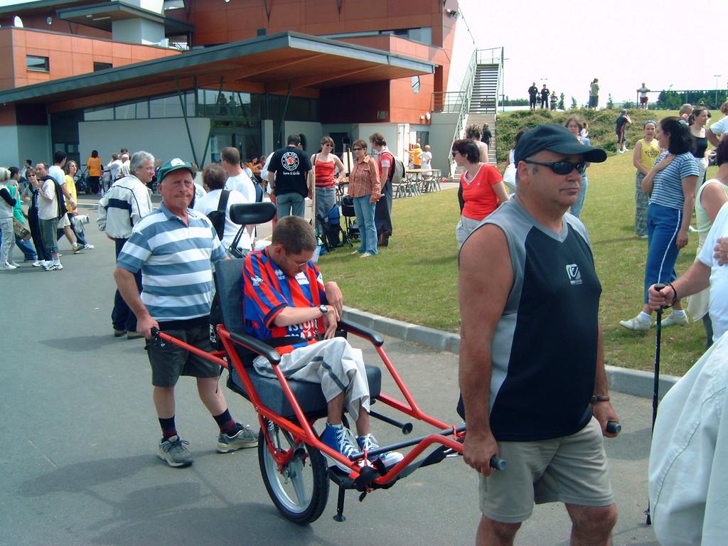 2005 Fête des sports à Flers