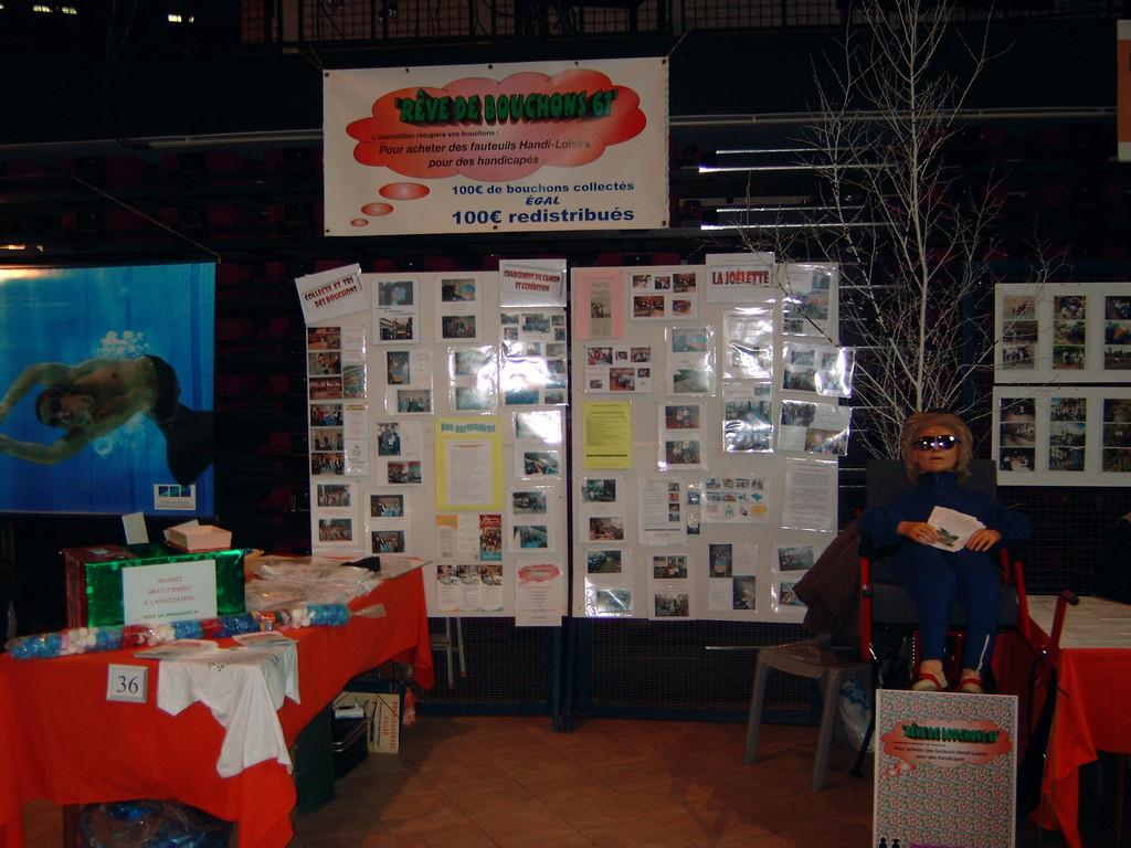 2005 Salon Cap santé