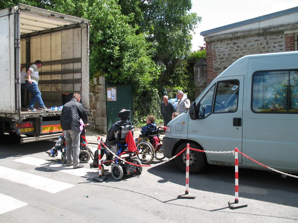 2009 chargement du camion VII