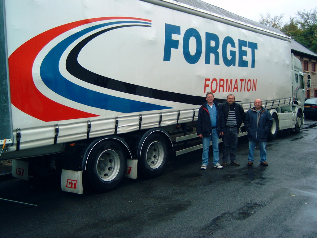 2005 chargement camion III